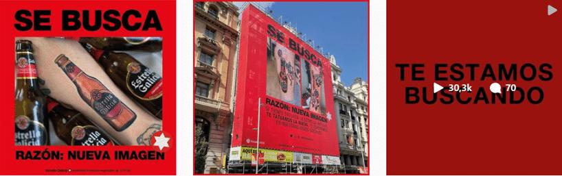 Estrella Galicia auditoria de redes sociales